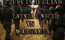 LATVIA UNITED VS WARGAMES